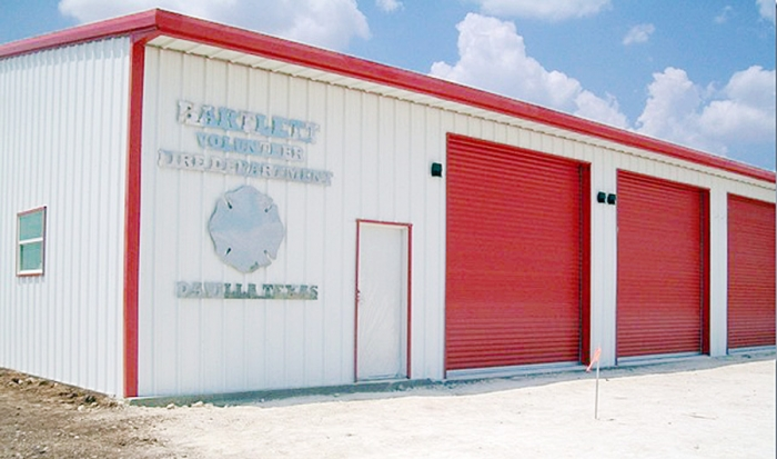 Davilla Fire Station dedication set Saturday.