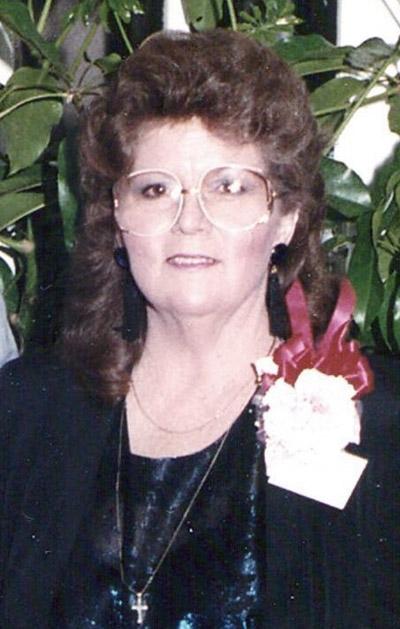 Carole Sue Walker Reed