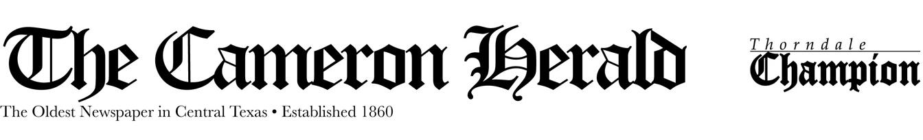 The Cameron Herald Logo